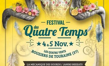 Project visual Festival des Quatre Temps