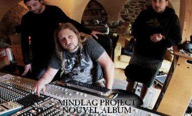 Visueel van project MINDLAG PROJECT Nouvel album