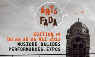 Visuel du projet Festival ARTÉFADA 4ème édition - Du 22 au 26 mai 2013