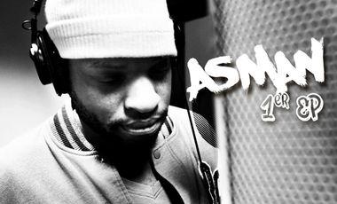 Visuel du projet Asman - 1er EP