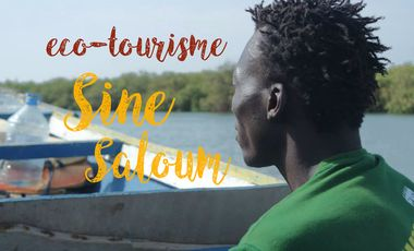 Visueel van project Siné-Saloum