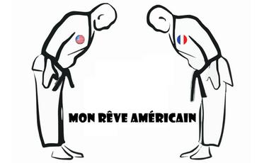 Project visual Mon Rêve Américain - Championnat du monde de Judo Master