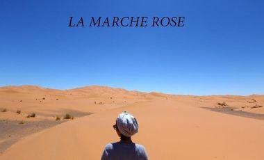Project visual LA MARCHE ROSE
