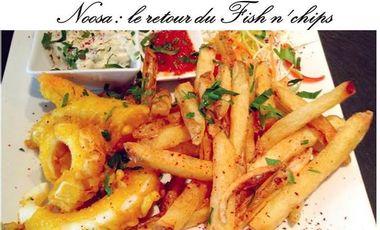 Visueel van project Noosa : le retour du Fish n' chips