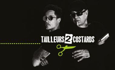 Visuel du projet Tailleurs2costards -1er album Tissu de mensonges