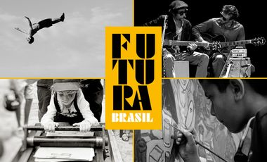 Project visual Futura Brasil