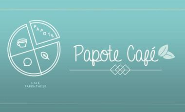 Visueel van project Le Papote - Café Parenthèse
