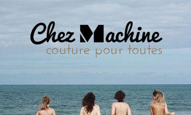 Project visual Chez Machine ♥ Couture pour toutes