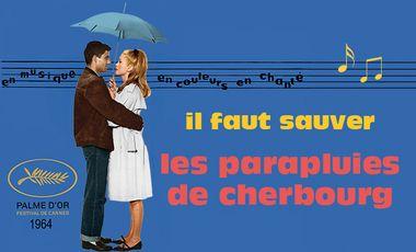 Visueel van project Il faut sauver Les Parapluies de Cherbourg