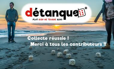Visueel van project La détanque : plus rien ne tourne rond