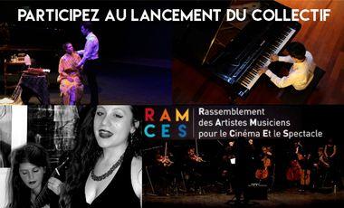 Project visual Lancement du collectif RAMCES