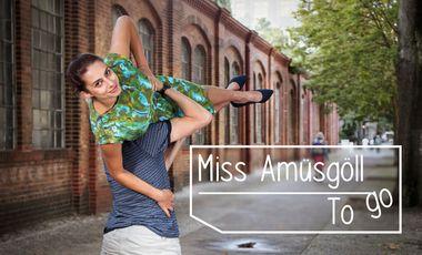 Visuel du projet Miss Amüsgöll - To Go ! - 1. EP