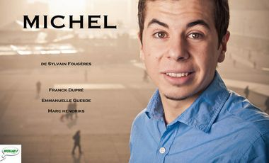 Visueel van project Michel