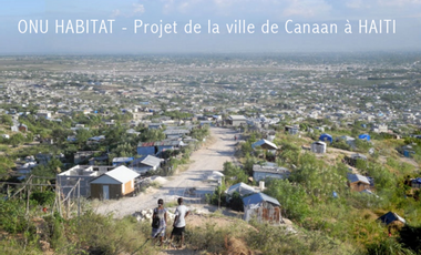 Project visual Architecture : stage et volontariat / Haïti & Bolivie