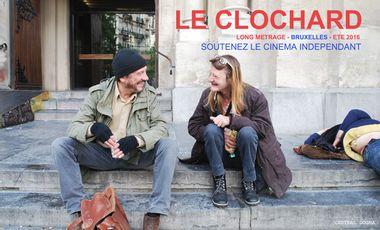 """Project visual Long métrage """"Le Clochard"""" tourné à Bruxelles"""