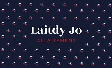 Visueel van project Laitdy Jo, the first french brand to enhance breastfeeding with innovative products and services