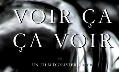 Project visual VOIR ÇA,  ÇA VOIR - Vincent Corpet