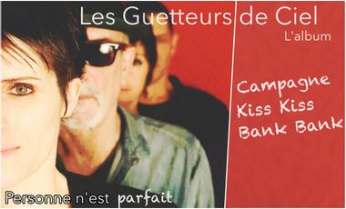 Visueel van project Les Guetteurs de Ciel / L'album et la Scène