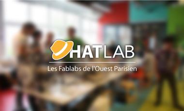 Project visual Les Fablabs de l'Ouest Parisien