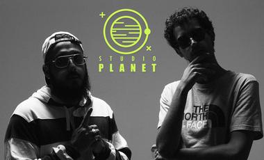 Visuel du projet Studio Planet