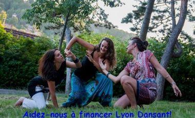 Project visual Lancement de l'association Lyon Dansant