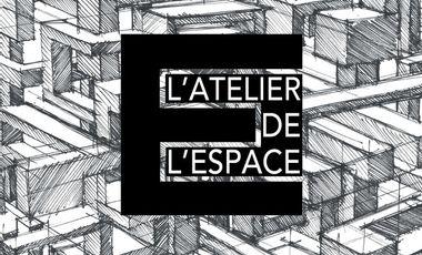 Project visual L'Atelier de l'Espace