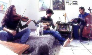 Visuel du projet Lanzamiento del primer álbum de MARA HOPE (Brasil y España)