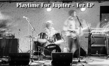 Visueel van project Playtime For Jupiter - 1er EP