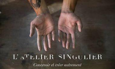 Project visual L'Atelier Singulier