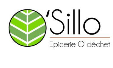 Visueel van project O'Sillo, l'épicerie 0 déchet à Leuze-en-Hainaut !