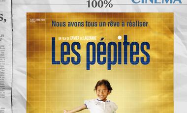 Project visual Les Pépites