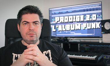 Project visual Prodige 2.0 - L'Album Funk