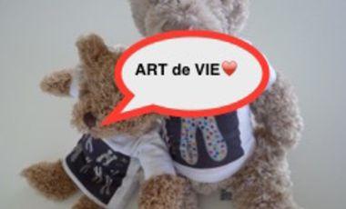 Visuel du projet ART de VIE ♥️