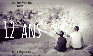 """Visueel van project Court-métrage """"12 ANS"""""""