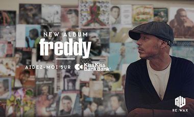 Visueel van project FREDDY - Nouvel Album