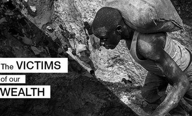Project visual The victims of our wealth // Le vittime della nostra ricchezza