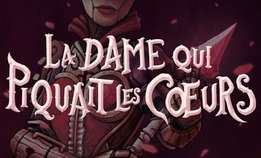 "Project visual ""La Dame qui Piquait les Coeurs"" - 1er album"