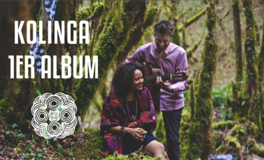 Visuel du projet KOLINGA : 1er ALBUM