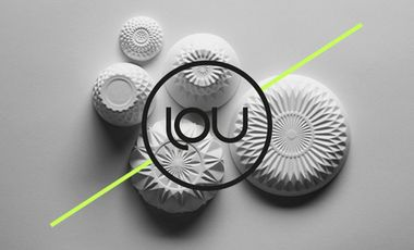 Visueel van project LOU, DESIGN & CERAMIQUE