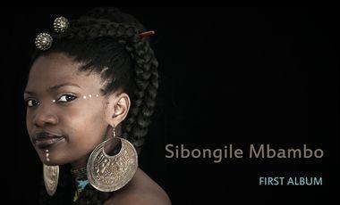 Visuel du projet Sibongile Mbambo - 1er album