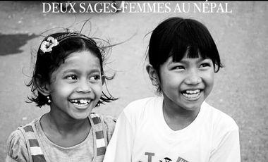 Visueel van project Deux sages-femmes, au Népal pour une nouvelle mission
