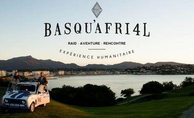 Project visual 4L Trophy 2017 Basquafri4L