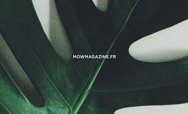 Visueel van project Mow Magazine | La revue papier