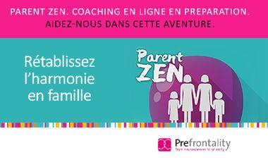 Visuel du projet Parent Zen : coaching en 20 capsules video !
