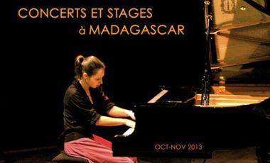 Visueel van project Concerts et stages à Madagascar - oct-nov 2013