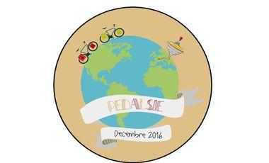 Visuel du projet Pedalsie - A la rencontre d'un échange.