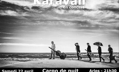 Visuel du projet Sur les routes, avec Karavan