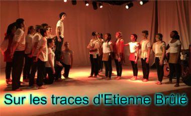Visuel du projet Sur les traces d'Etienne Brulé