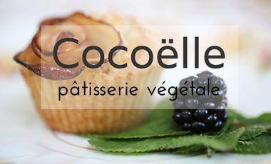 Visueel van project Cocoëlle pâtisserie végétale