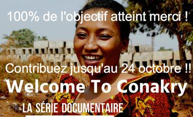 Project visual Welcome to Conakry